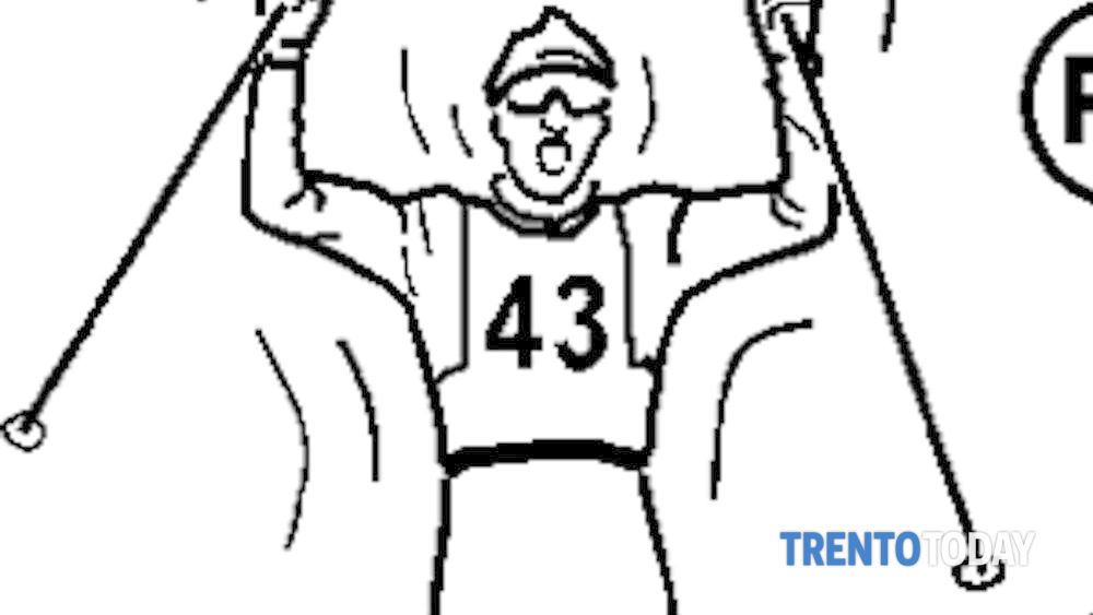 filatelia: a moena e cavalese due annulli speciali per la 43.ma marcialonga di fiemme e fassa-2