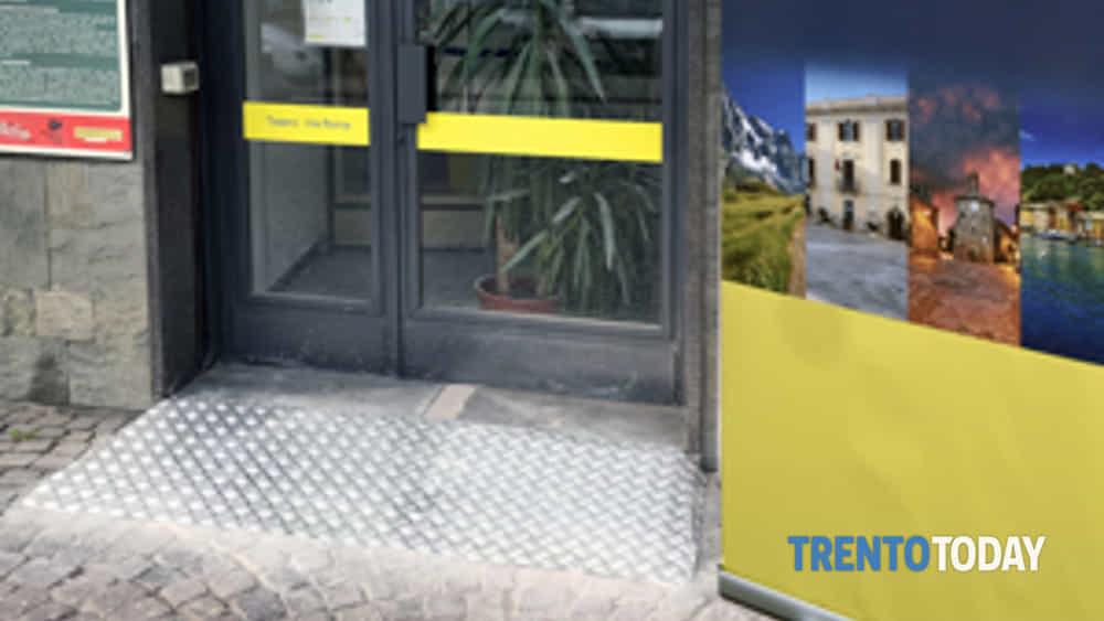 poste italiane: abbattute le barriere architettoniche negli uffici di luserna e tesero-2