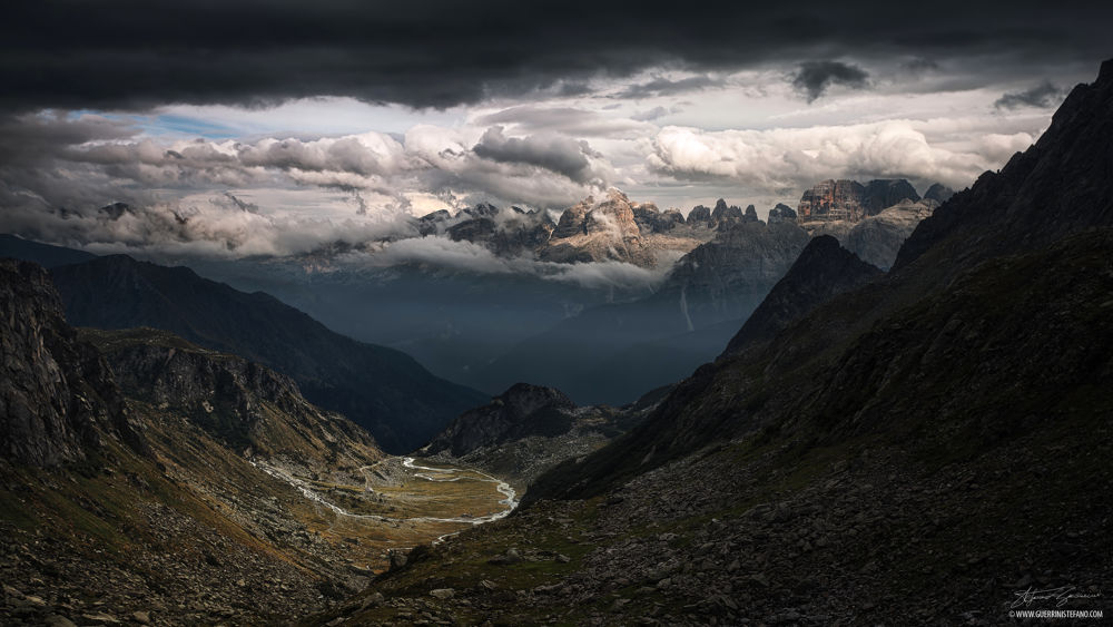Dolomiti Clouds, Sony World Photography Awards 2016-2