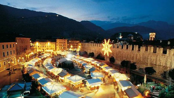 A Trento torna la magia dei Mercatini di Natale