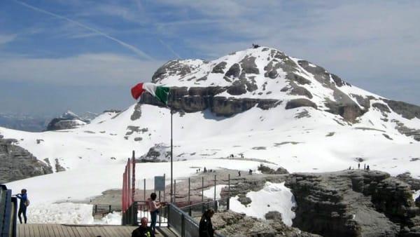 Più di un mese in meno di 15 secondi: il timelapse dello scioglimento della neve