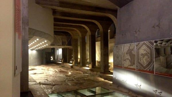 Trento sotterranea: spettacoli per bambini alla strada romana del Sass