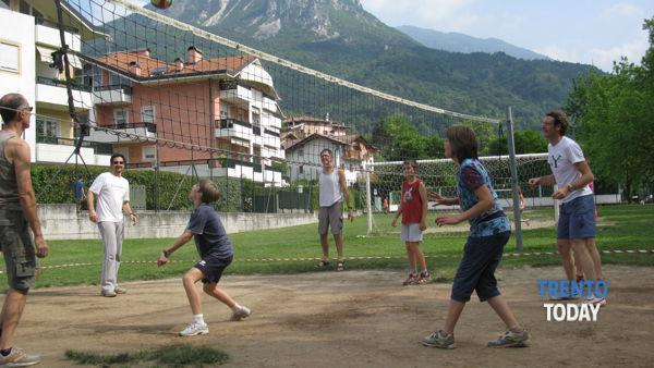 Attività sportive gratuite nei parchi di Trento