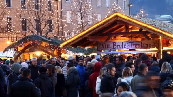 Mercatini di Natale a Trento: dal 19 novembre al 6 gennaio