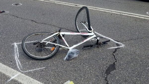 Incidente in bicicletta (repertorio)