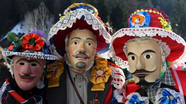 El Carneval de Valfloriana