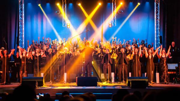 Broadway Celebration, il musical