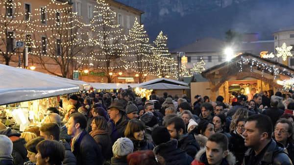 Inaugurazione dei Mercatini di Natale di Trento