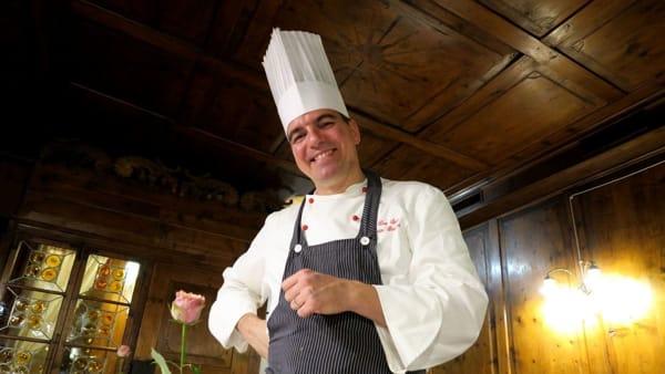 Chef a teatro: show cooking a Trento
