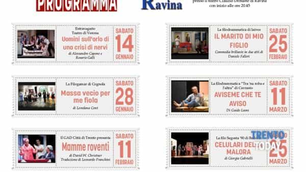 Ravinateatro 2017: la stagione teatrale
