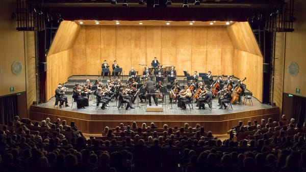 Concerto di Fine Anno all'Auditorium