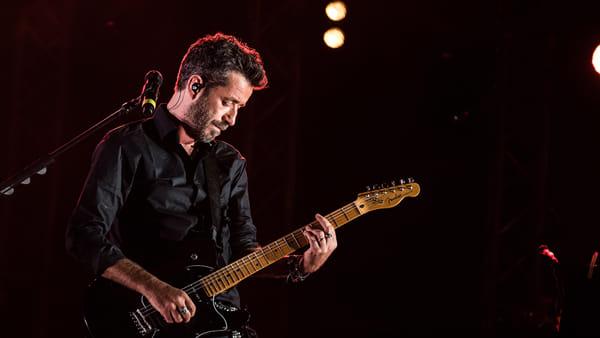 Daniele Silvestri in concerto ad Arco