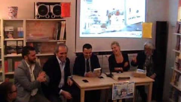 """Presentazione del libro """"Società Fusa"""" di Tonia Bardellino e Alessandro Meluzzi"""