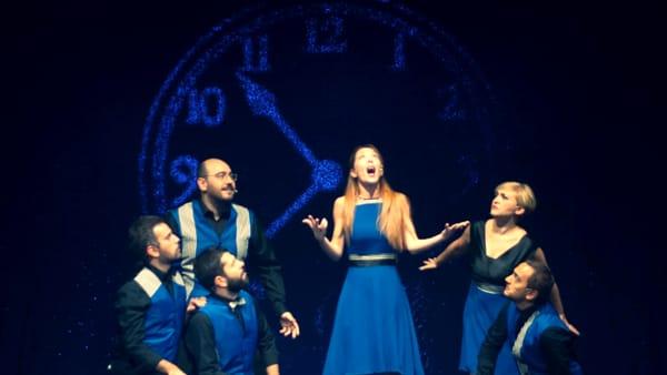 B.L.U.E., il musical di improvvisazione a Trento