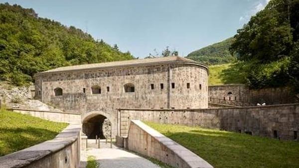 Riapre Forte Cadine: un viaggio nella storia