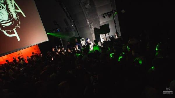 Gallerie di Piedicastello: Music Hole Party - #002