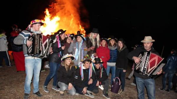 Anche a Grauno grande festa per il Carnevale