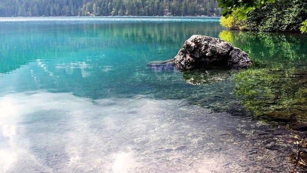 Lago di Tovel inaccessibile, strada pericolosa  Il Comune