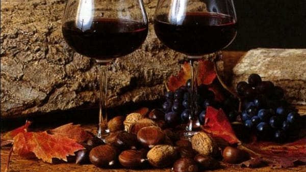 Vino e castagne: feste tutti i weekend di ottobre