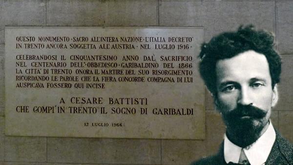 Cesare Battisti, la SAT, il territorio: spunti per un profilo non convenzionale