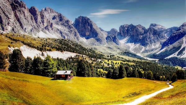 Lonely Planet dedica una guida alle Dolomiti