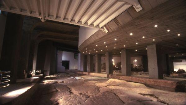 Trento: sotto i Mercatini c'è la città romana