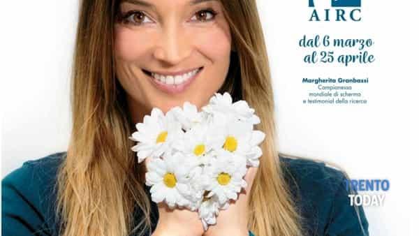 """AIRC: torna in Trentino """"Un fiore per la ricerca"""""""