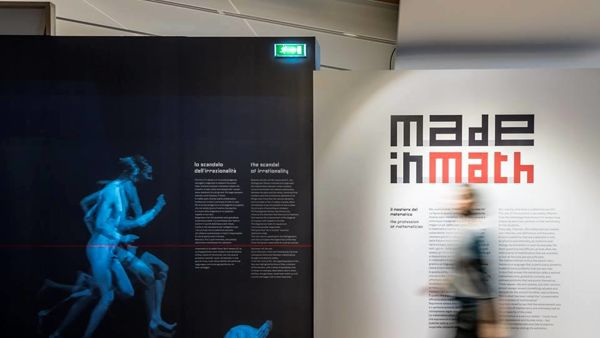 Made in Math: la matematica in mostra al Muse
