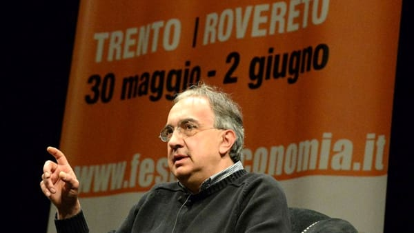 Laurea honoris causa all'Università  di Trento per Sergio Marchionne