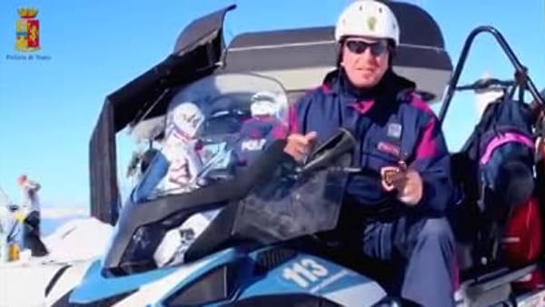 Sci e snowboard: la Polizia spiega le regole da osservare sulle piste