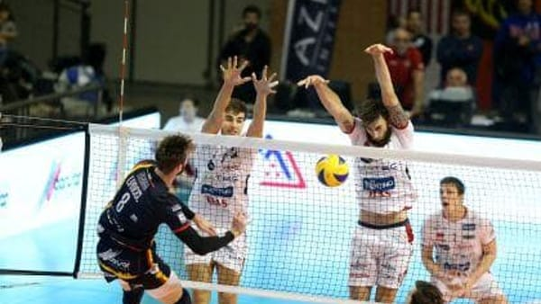 Diatec implacabile, vittoria 3-1 a Ravenna