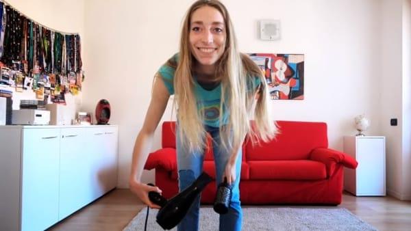 Caterina Cropelli: un video fatto interamente a casa per l'album uscito in questi giorni