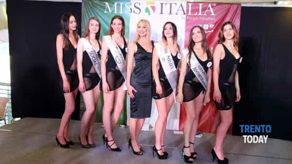 Miss Italia al Millennium Center
