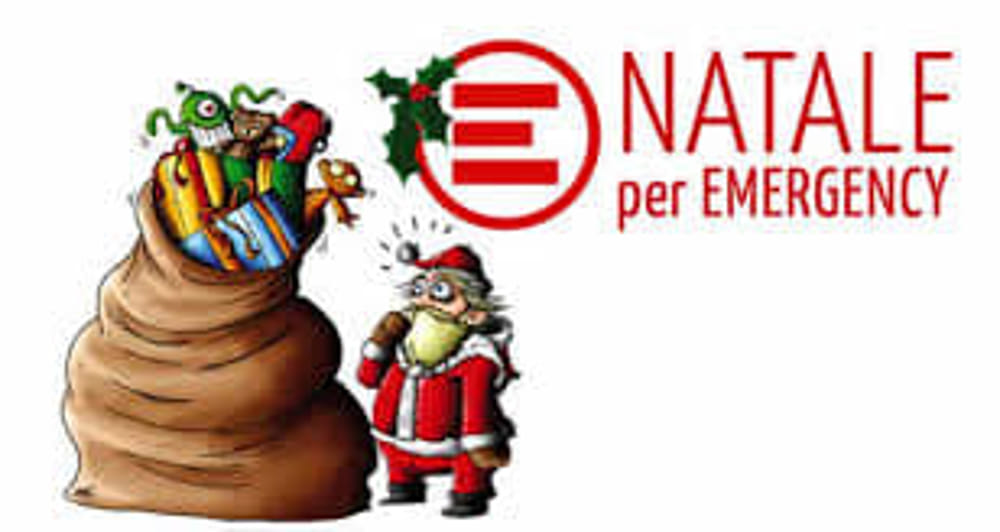 Emergency Regali Di Natale.A Trento Arriva Lo Spazio Natale Di Emergency Eventi A Trento