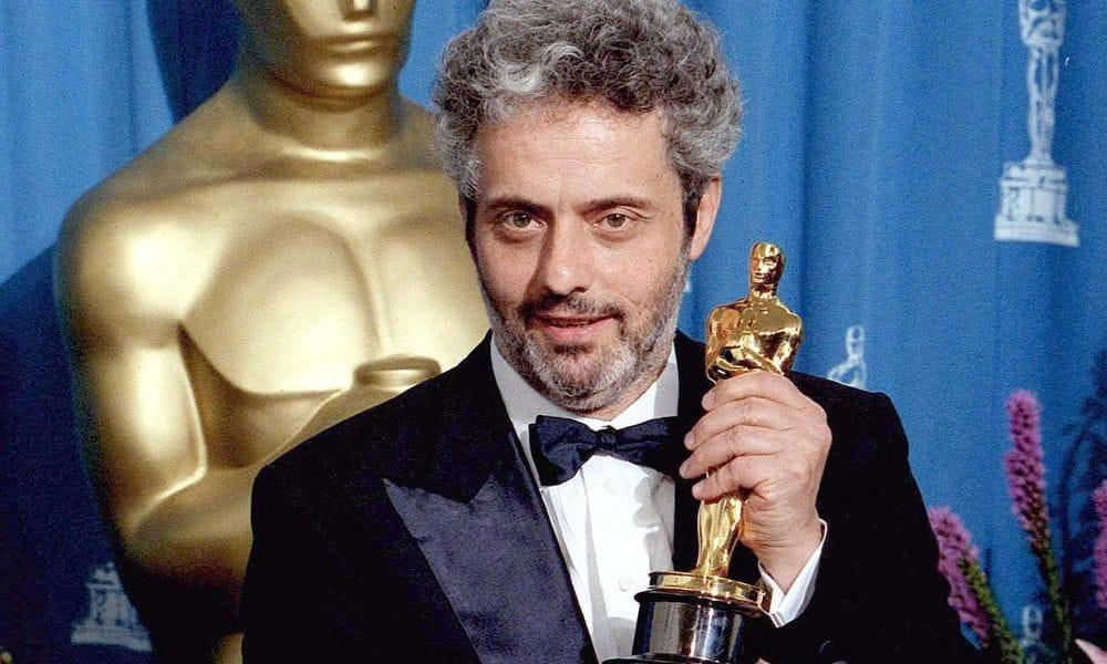 Il compositore Nicola Piovani alla cerimonia degli Oscar per 'La vita è bella'