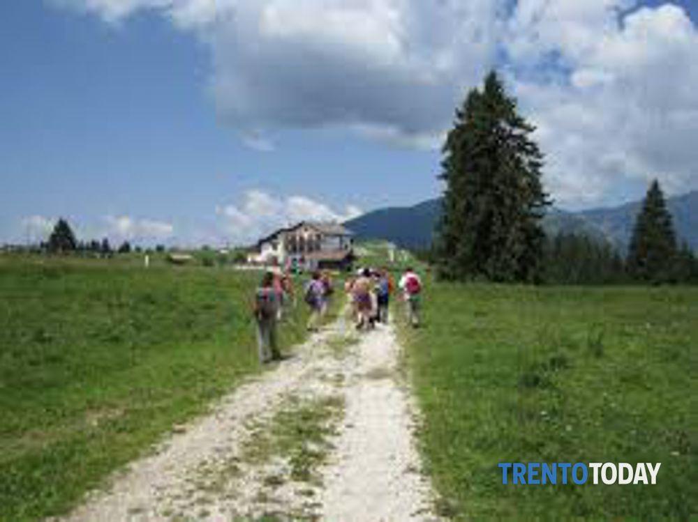 Camminata panoramica 18 maggio Eventi a Trento