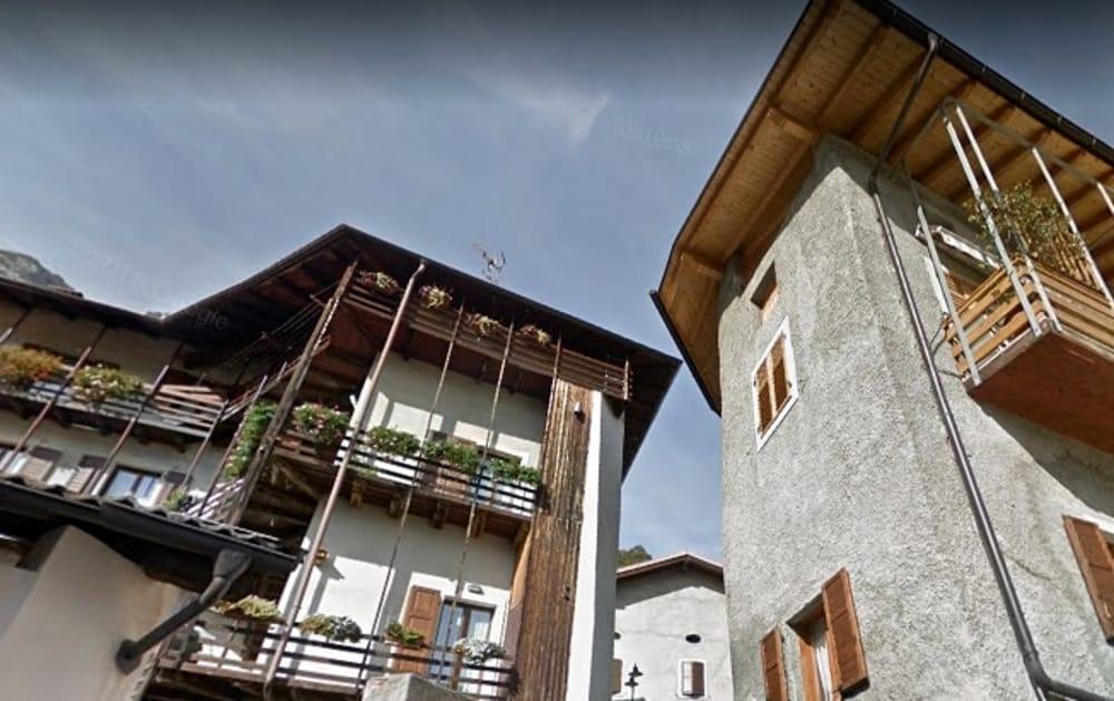 Il borgo di Romagnano