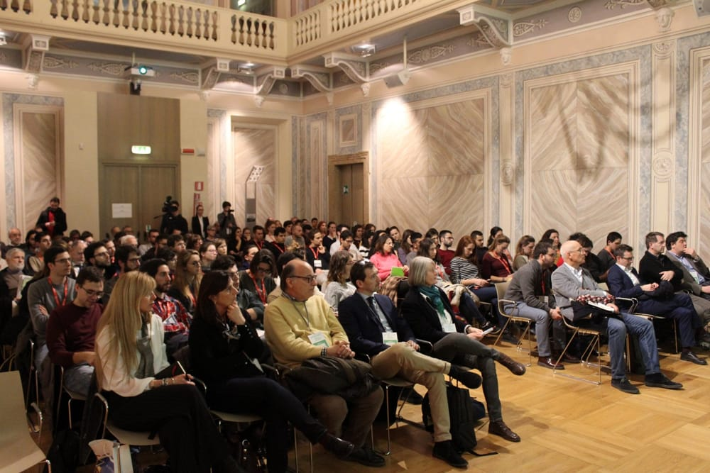 Green Week 2019 a Trento (da Fb/Green Week - Festival della Green Economy)