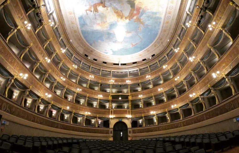 Teatro sociale di Trento (da Instagram/stef8428)