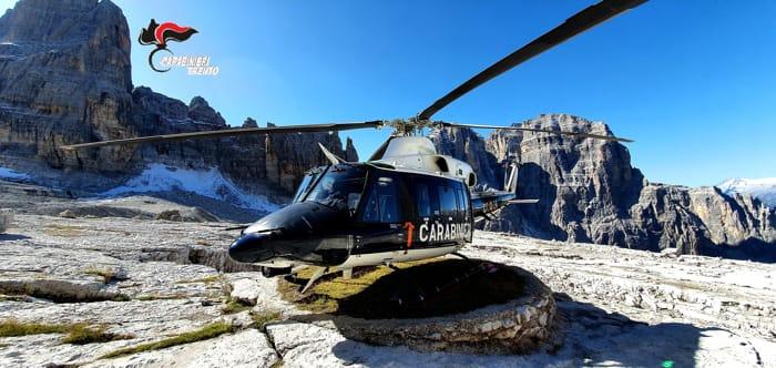 3° Nucleo Elicotteri Carabinieri di Bolzano -
