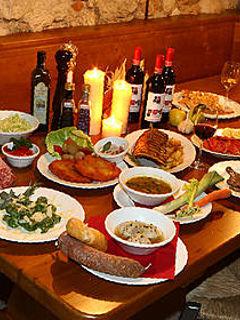 Ristorante la Locanda a Villazzano, piatti tipici trentini